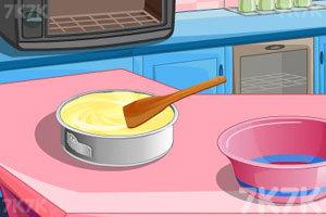 《制作柠檬蛋糕》游戏画面5