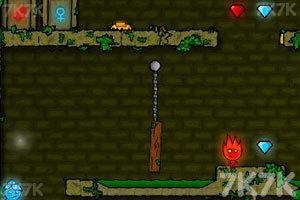 《森林冰火人》游戲畫面10