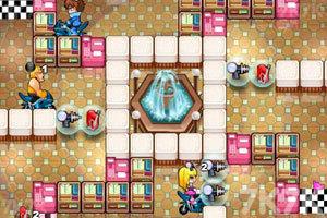 《Q版泡泡堂3》游戏画面9