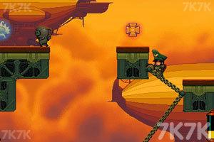 《蒸汽要塞》游戏画面8