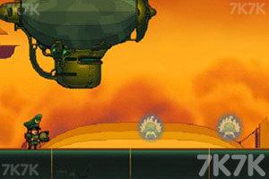 《蒸汽要塞》游戏画面1