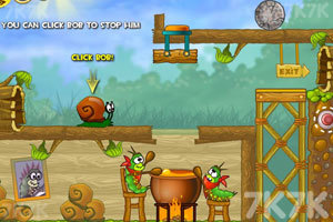 《蜗牛寻新房子2修改版》游戏画面2