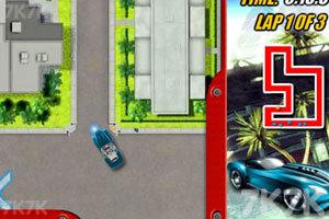 《烈焰赛车》游戏画面5