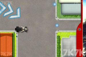 《烈焰赛车》游戏画面4