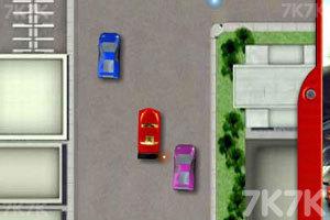《烈焰赛车》游戏画面8