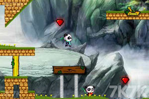 《冰火熊猫大冒险2无敌版》游戏画面6