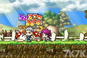 《冒险王之神兵传奇终极无敌速升版》游戏画面10