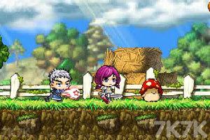 《冒险王之神兵传奇终极无敌速升版》游戏画面7