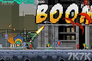 《疯狂机械人2》游戏画面8