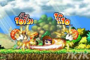 《冒險王之神兵傳奇幸運無敵版》游戲畫面11