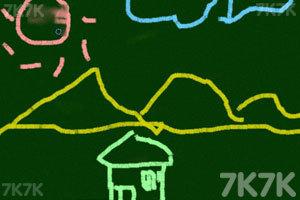 《7k7k黑板报》游戏画面4