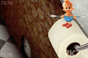 《小婴儿逃出系列2》游戏画面4