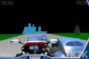 《街机摩托》游戏画面3