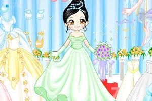 《妮妮公主要出嫁》游戏画面4