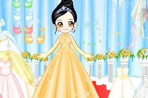 《妮妮公主要出嫁》游戏画面9