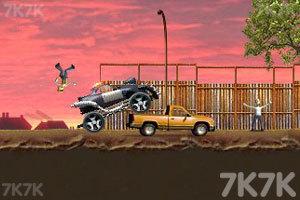 《地狱警车》游戏画面2