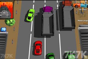 《疯狂公路汽车赛》游戏画面10