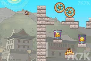 《大炮轰小人2》游戏画面10
