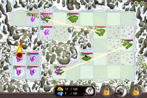 《外星植物大战2无敌版》游戏画面1