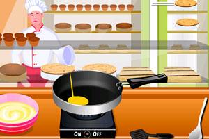 《瑞典传统煎饼》游戏画面1