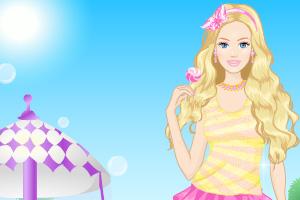 《蜜糖女孩》游戏画面1