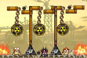 《大炮轰小人3》游戏画面10