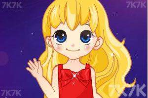 《卡通美少女》游戏画面2
