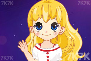 《卡通美少女》游戏画面1
