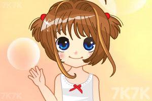 《卡通美少女》游戏画面8