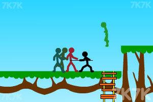 《复仇的火柴人》游戏画面1