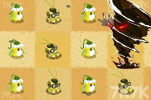 《植物大战沙暴》游戏画面4