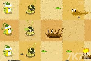 《植物大战沙暴》游戏画面3