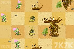 《植物大战沙暴》游戏画面10