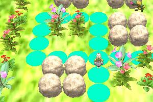 《花仙子的花园》游戏画面1
