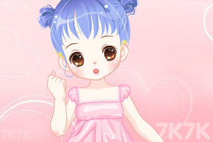 《甜心小公主》游戏画面5