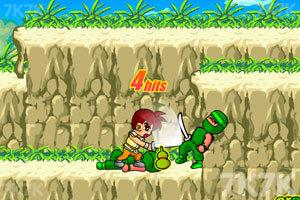 《炎龙传说1.0无敌版》游戏画面10