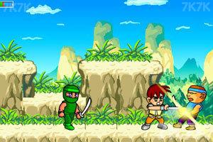 《炎龙传说1.0无敌版》游戏画面9
