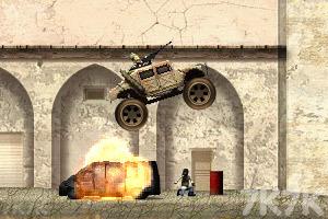 《疯狂战车中文版》游戏画面5