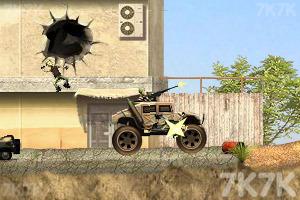 《疯狂战车中文版》游戏画面3