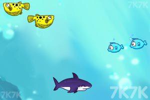 《饥饿的鲨鱼》游戏画面5