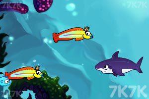 《饥饿的鲨鱼》游戏画面10