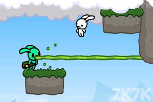 《流浪兔大营救》游戏画面1