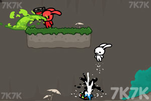 《流浪兔大营救》游戏画面10