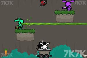 《流浪兔大营救》游戏画面4