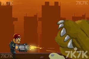 《光头杀菌2变态版》游戏画面7