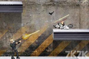 《狙击外星人部队》截图3