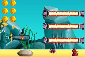 《潜水艇探险行动》游戏画面1