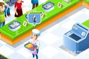 《经营洗衣店》游戏画面7