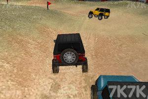 《3D吉普车越野赛》游戏画面6