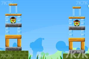 《愤怒的大炮》游戏画面3